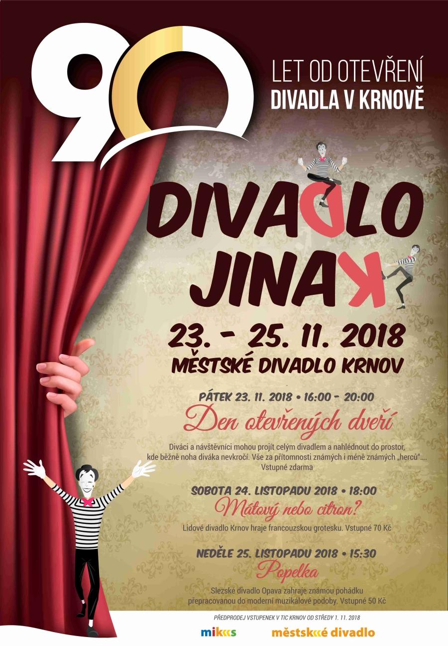 88a04b5f7eb MIKS Krnov - Oslavy 90 let Městského divadla Krnov