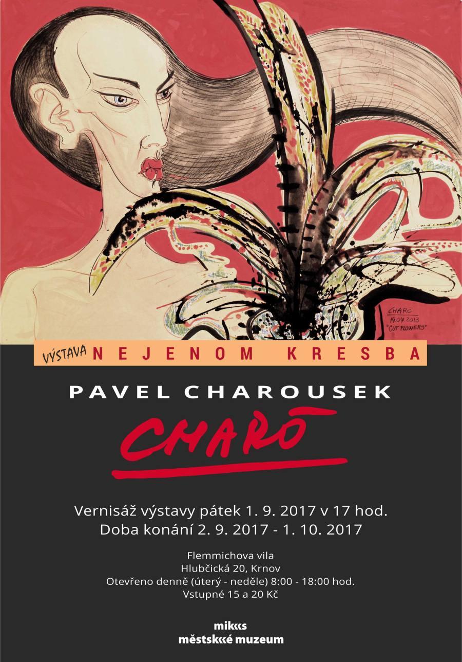 Miks Krnov Pavel Charousek Charo Nejenom Kresba